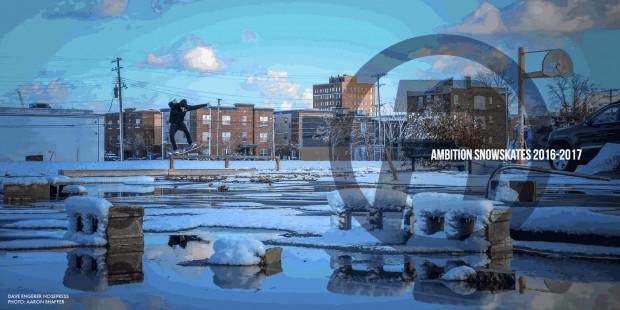 Ambiton Snowskates 2016-17