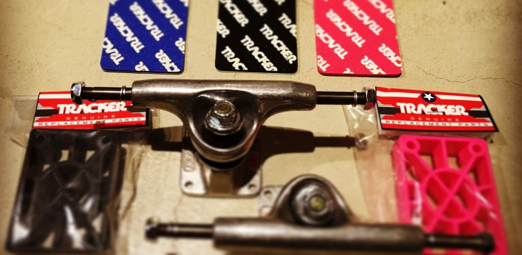 TRACER WEDG RISER PAD 1pac ¥540 in tax /GASKET 1枚 ¥216 in tax.